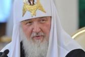 «Война – это всегда горе». Рождественское интервью Патриарха Кирилла