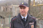 Полицейский в Сочи спас из пожара многодетную семью