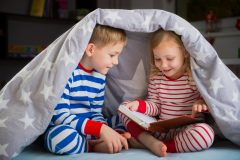 Пять книг для зимнего чтения с детьми