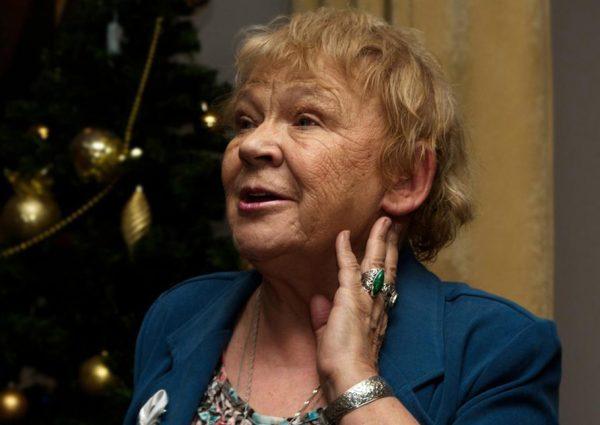 Мариэтта Чудакова: Я доставляла книги военным бортом