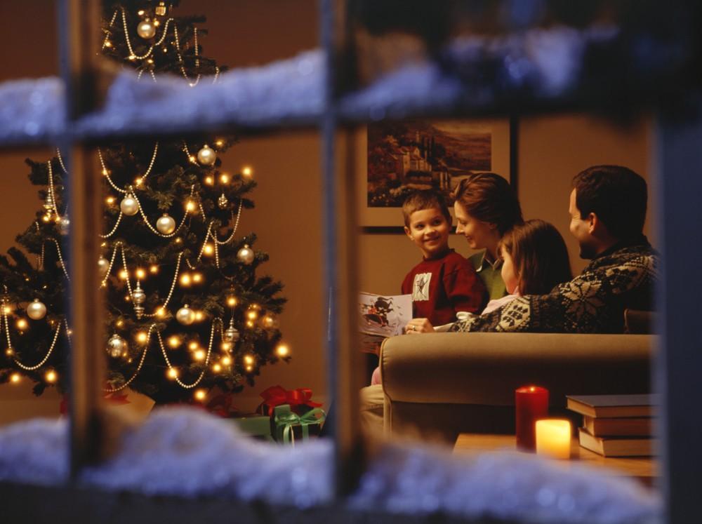 Почему новый год это семейный праздник