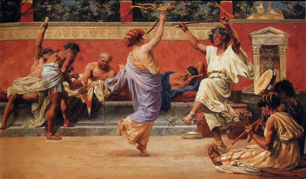 Русский Новый год и древнеримские Сатурналии | Православие и мир