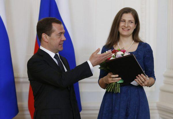 Главный редактор «Правмира» получила премию правительства в области СМИ