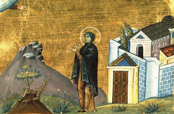Церковь чтит память преподобной Домники