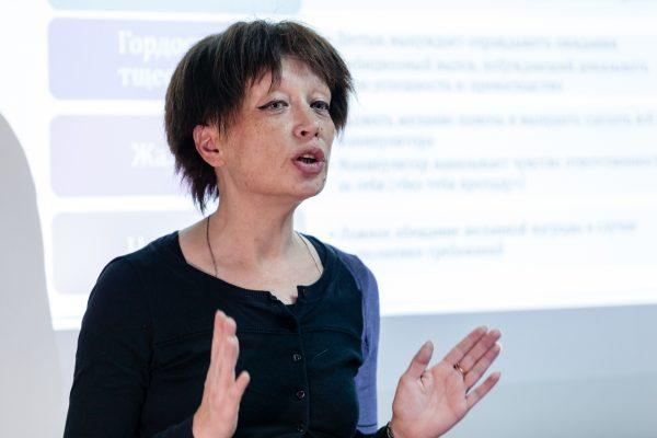 Наталия Скуратовская. Фото: Ефим Эрихман