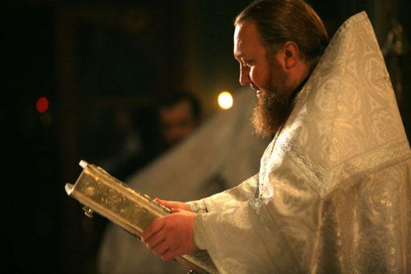 Рождественская служба в Ионинском монастыре
