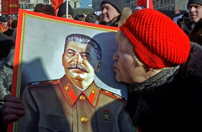 Любовь к Сталину: люди хотят покоя и ни за что не отвечать