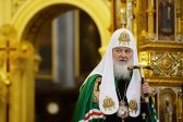 Патриарх Кирилл призвал духовенство служить примером для народа