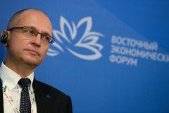 Кириенко пожертвовал полученный в Росатоме бонус фонду по борьбе с раком