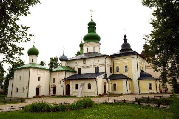 Вологодская епархия получила в собственность храм, в котором покоятся мощи Кирилла Белозерского