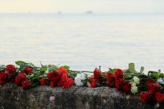 В Москве вспомнили жертв авиакатастрофы Ту-154 над Черным морем