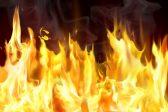Мужчина в Татарстане вынес ребенка из огня