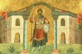 Церковь чтит память великомученика Феодора Стратилата