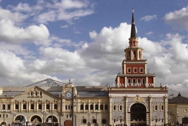 На всех ж/д вокзалах столицы совершен молебен о мире