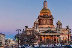 «Партия роста» выступила с инициативой референдума по судьбе Исаакиевского собора
