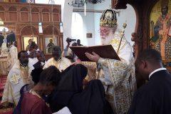 Патриарх Александрийский посвятил несколько женщин в диакониссы