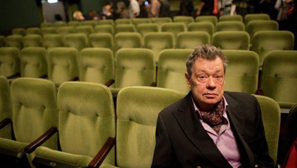 Николай Караченцов госпитализирован в реанимацию после ДТП