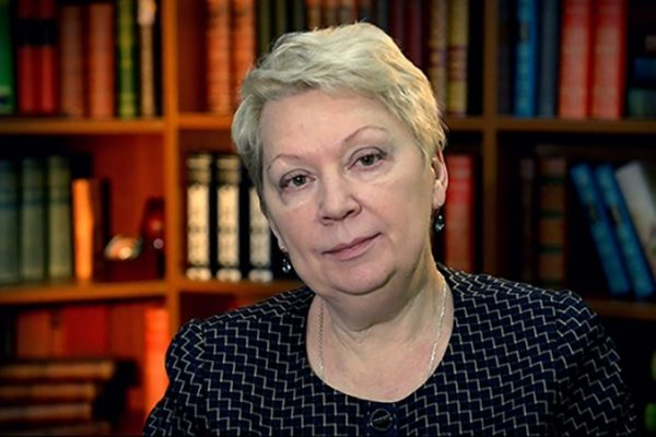 Ольга Васильева намерена написать книгу о митрополите Никодиме