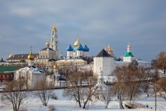 Первое в 2017 году заседание Синодальной богослужебной комиссии прошло в Сергиевой лавре