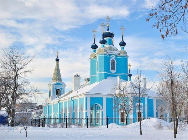 Русской православной церкви на49 лет отдали Сампсониевский храм вПетербурге