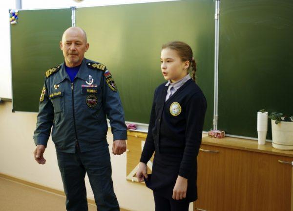 Иркутское МЧС наградит девочку за спасение провалившейся под лед подруги