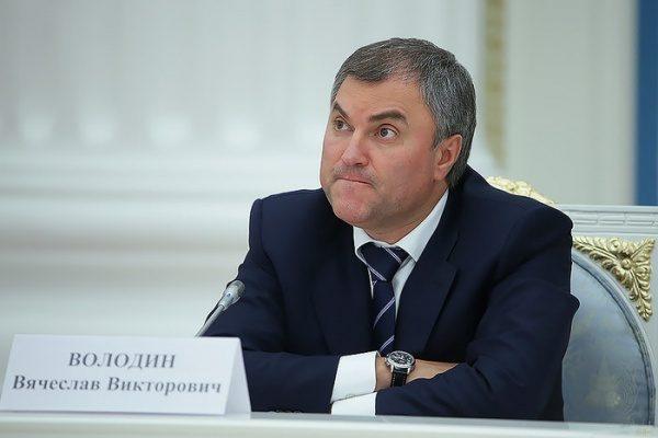 Спикер Госдумы: декриминализация побоев – это исправление ошибки