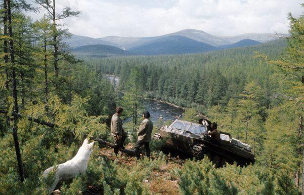 Сибирские староверы обучили военнослужащих навыкам выживания в горах