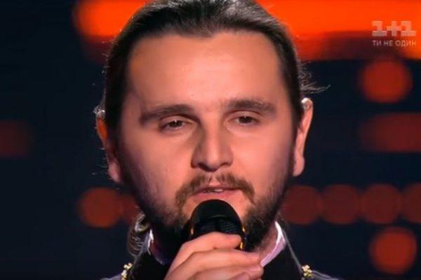 Священник Александр Клименко принял участие в отборе на украинский «Голос»