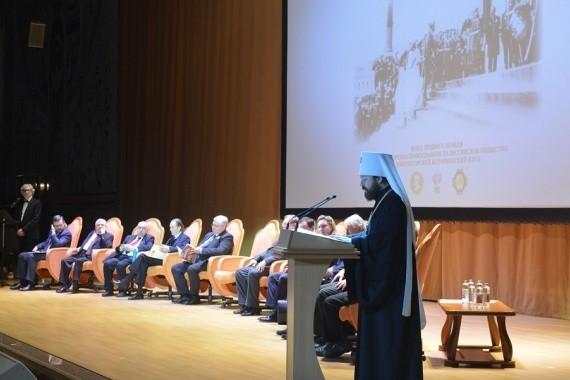 Митрополит Иларион: Богоборчество ведет к ошибкам в общественной и политической жизни