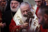 Похищены печать и факсимиле Патриарха Грузии Илии II