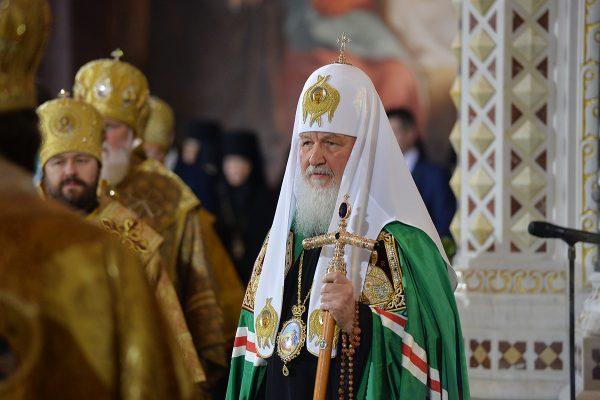 Патриарх Кирилл в годовщину интронизации: Нет доверия пастырям, не подающим пример стаду