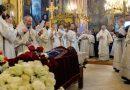 Архимандрит Кирилл (Павлов) – в жизнь вечную (фото)
