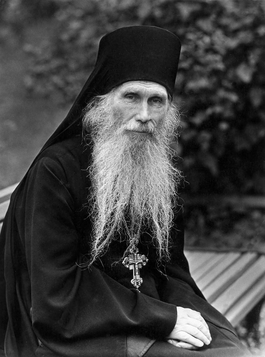 Архимандрит Кирилл (Павлов) – в жизнь вечную