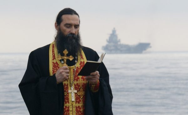 Как моряки на «Адмирале Кузнецове» молились