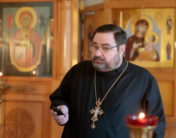 Протоиерей Георгий Митрофанов: «Мы упустили созидание нашей Церкви»