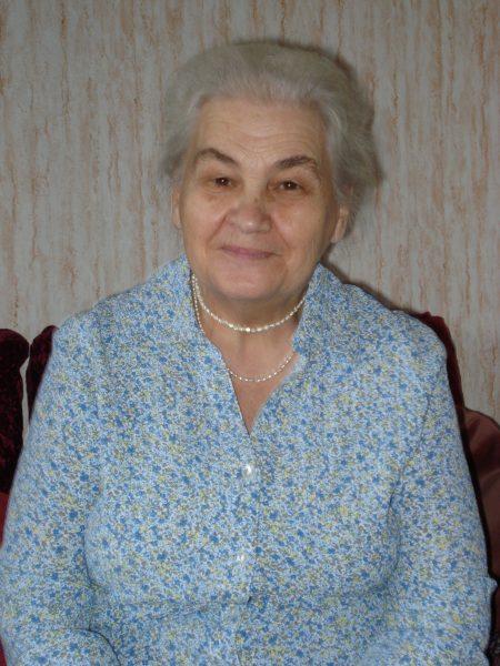 Лидия Васильевна. 2007 год