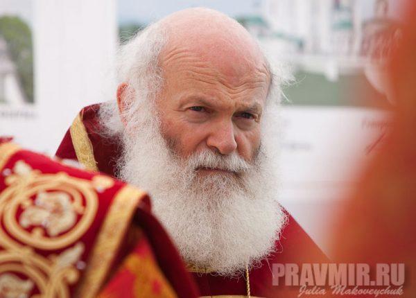 Протоиерей Константин Островский. Фото: Юлия Маковейчук