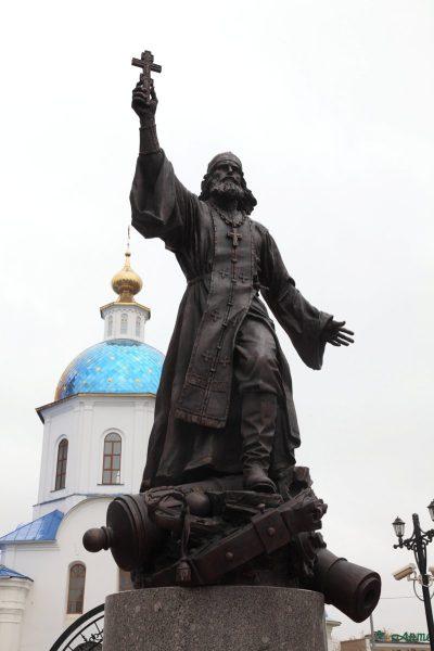 Памятник в Малоярославце. Фото: KP40.ru