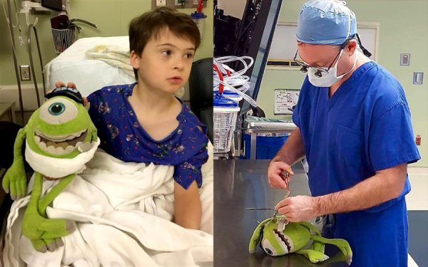 Фото: Facebook/Children's Hospital of Wisconsin