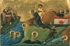 Церковь чтит память святых мучеников Никомидийских