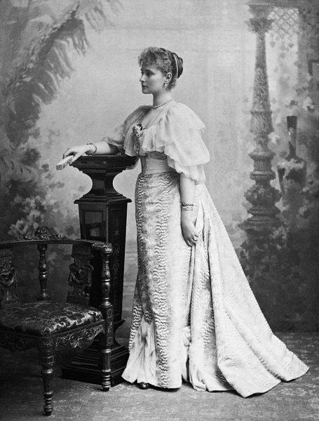 Александра Феодоровна. 1894 год.