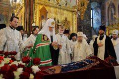 Протоиерей Александр Ильяшенко: Надеюсь, отца Кирилла когда-нибудь причислят к лику святых