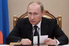 Владимир Путин прогнозирует к 2025 году продолжительность жизни в 76 лет