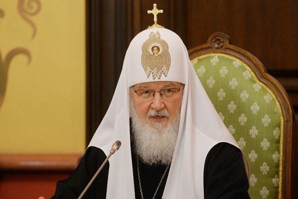 Патриарх Кирилл: Очень важно, чтобы появились произведения о новомучениках