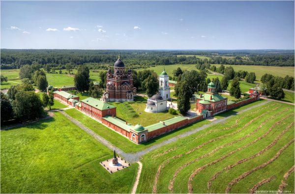 Музей в Бородино начнет передачу Церкви зданий монастыря