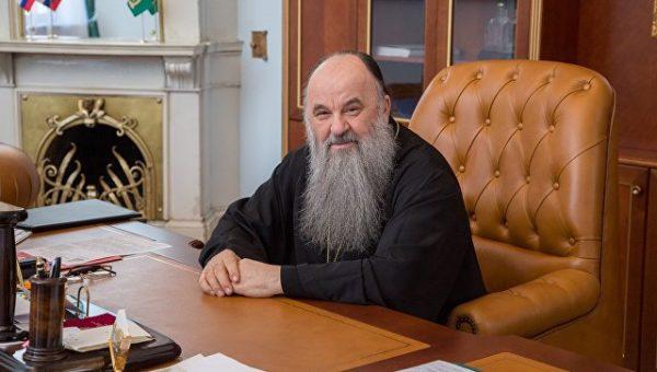 Митрополит Петербургский Варсонофий: в Исаакии все будет, как до революции