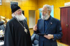 Отделение Русского географического общества откроется при Валаамском монастыре
