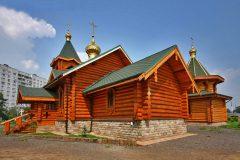 Деревянный храм на 750 прихожан построят в Москве