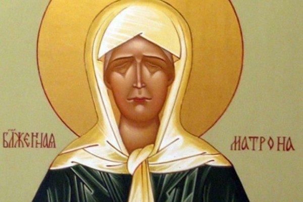 Церковь празднует обретение мощей святой Матроны Московской