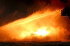 Склады боеприпасов взорвались в Харьковской области (+видео)